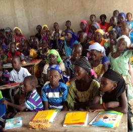 El primer curs escolar ha finalitzat – Per ajudar nos
